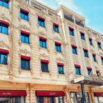 ساختمان هتل اطلس باکو