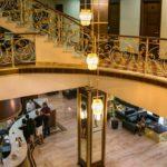 لابی هتل اطلس باکو