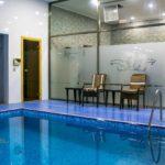 استخر هتل اطلس باکو