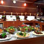 صبحانه سلف سرویس هتل اطلس باکو