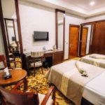 اتاق توئین هتل اطلس باکو