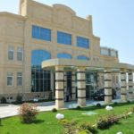 ساختمان هتل آیسبرگ باکو