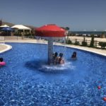 استخر روباز هتل آیسبرگ باکو