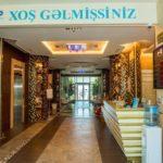 رسپش هتل آیسبرگ باکو