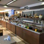 صبحانه سلف سرویس هتل آیسبرگ باکو