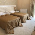 اتاق توئین هتل آیسبرگ باکو