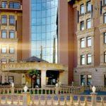 تصویری از ساختمان هتل اکسلسیور باکو