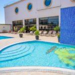 استخر روباز هتل اکسلسیور باکو