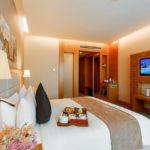 اتاق دابل هتل هالیدی این باکو