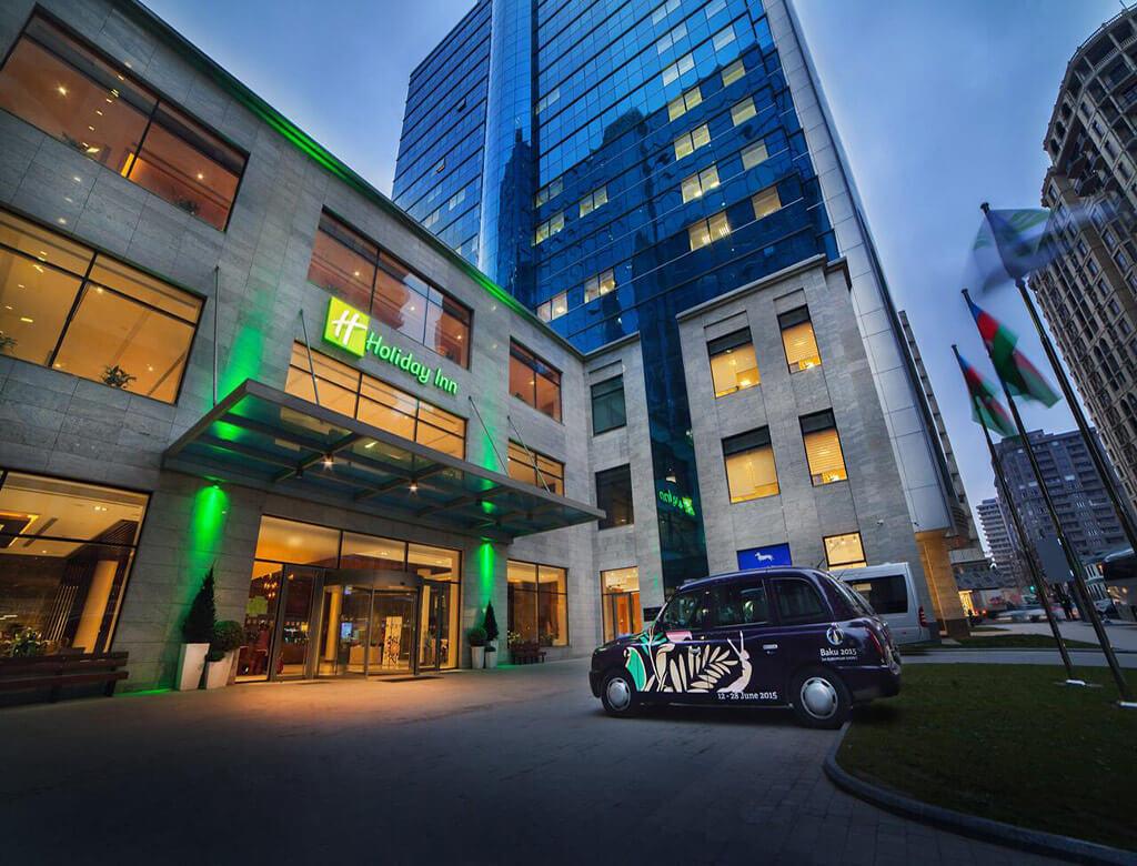 هتل هالیدی این باکو
