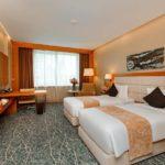 اتاق توئین هتل هالیدی این باکو