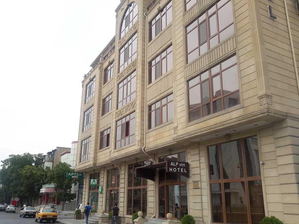 هتل آلپ این باکو
