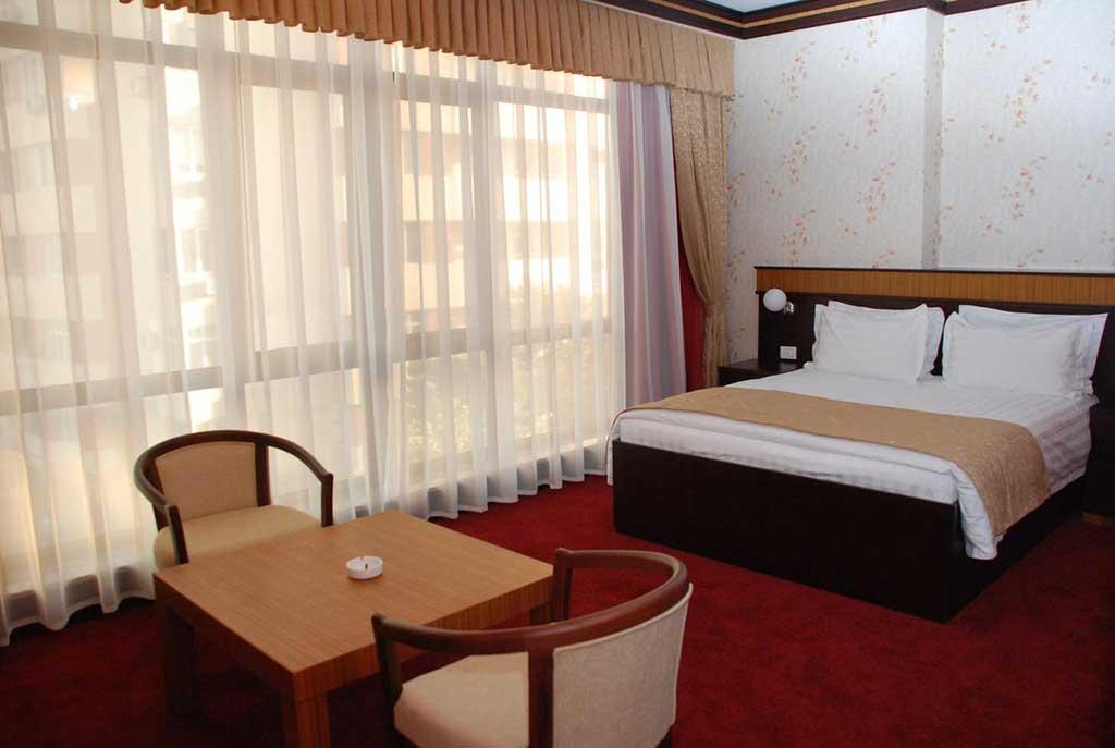 اتاق های هتل آلپ این باکو