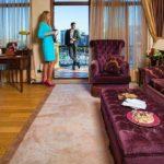 اتاق دارای بالکن هتل اکسلسیور باکو