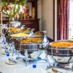 صبحانه سلف سوریس هتل اکسلسیور باکو