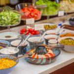 صبحانه سلف سرویس هتل اکسلسیور باکو