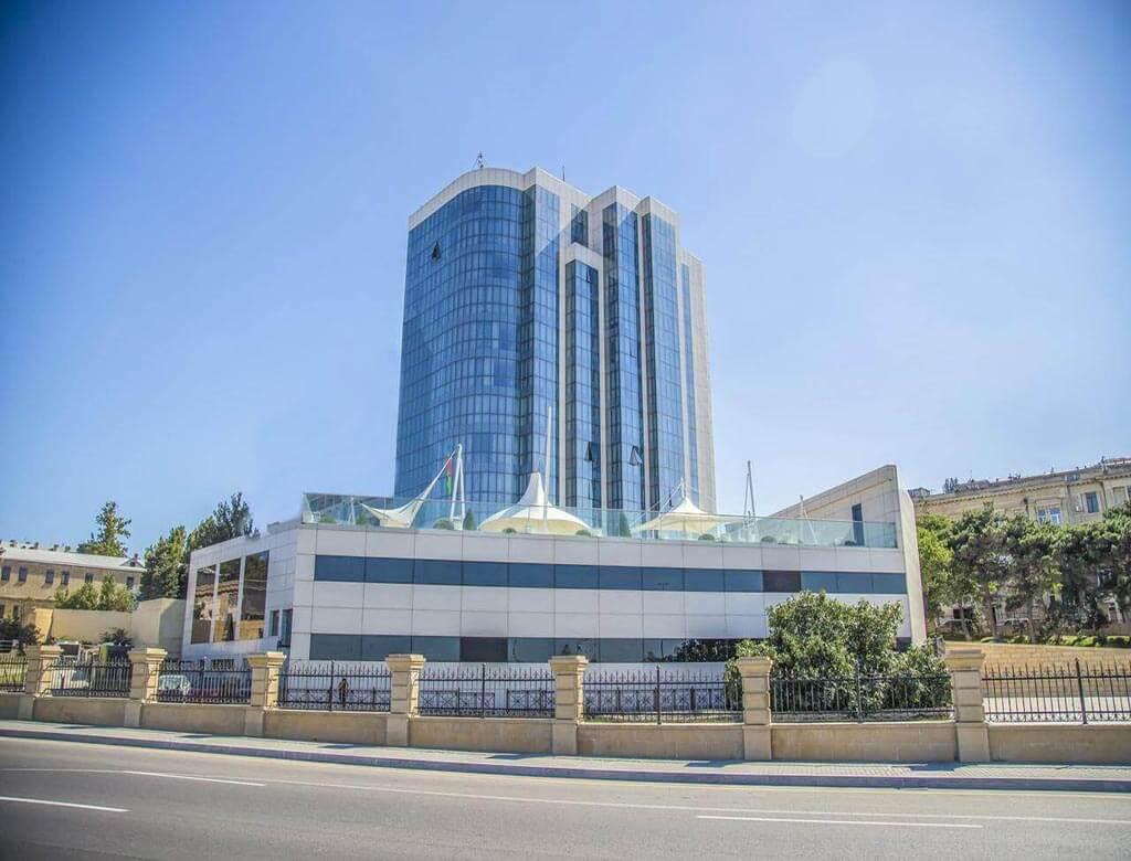 تصویری از هتل گلدن کاست باکو