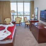 اتاق دابل هتل گلدن کاست باکو