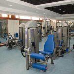 سالن ورزشی هتل گلدن کاست باکو