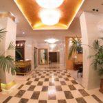 لابی هتل گلدن کاست باکو