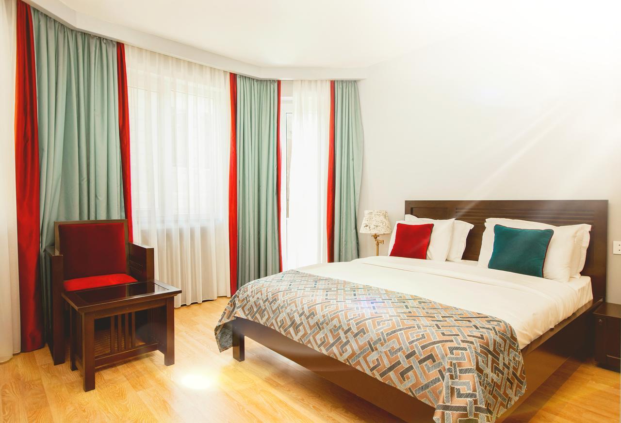 تصویری از اتاق های هتل هاز باکو