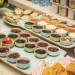 صبحانه سلف سرویس هتل هاز باکو