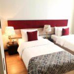 اتاق دو تخته هتل هاز باکو