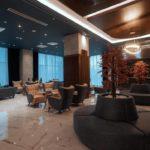 لابی هتل میدتون باکو