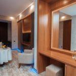 داخل اتاق های هتل میدتون باکو