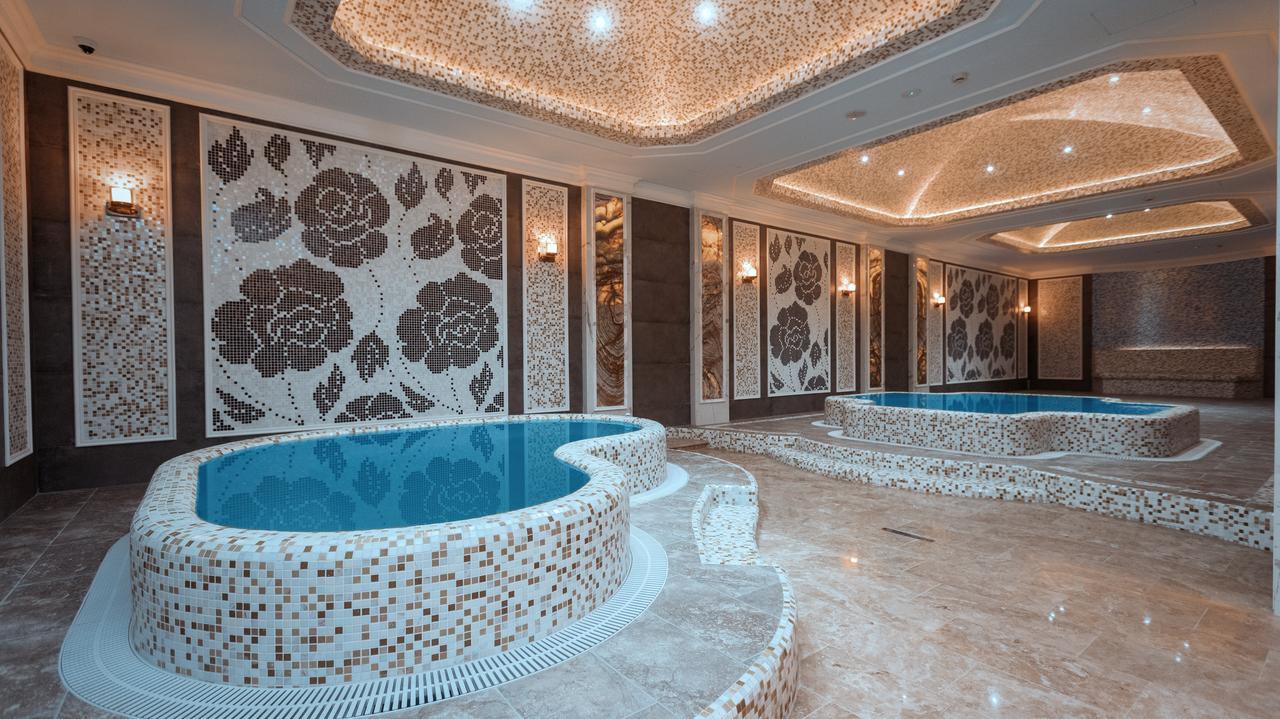 تصویری از سونا در هتل میدتاون باکو