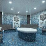 حمام ترکی هتل میدتون باکو