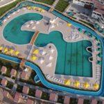 تصویر بالا از هتل مای بیچ باکو