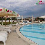 استخر روباز هتل مای بیچ باکو