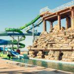 پارک آبی هتل مای بیچ باکو