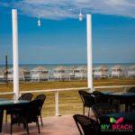 ساحل اختصاصی هتل مای بیچ باکو