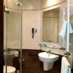 سرویس بهداشتی و حمام در اتاق های هتل هاز باکو