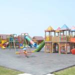 محل بازی کودکان در هتل مای بیچ باکو