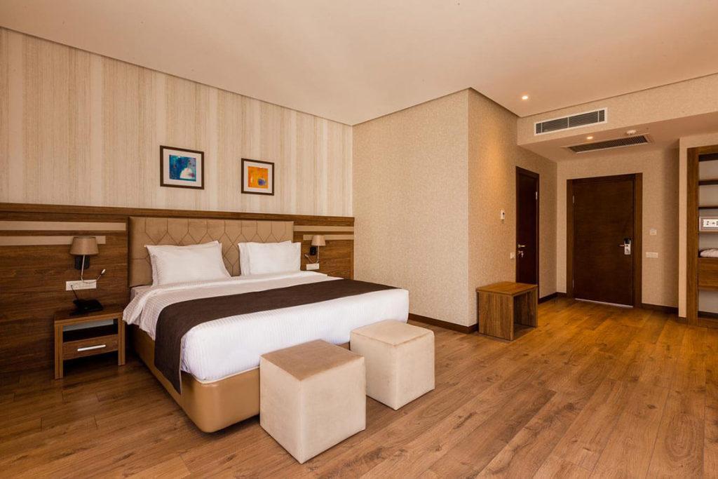 اتاق دابل هتل سیتی پارک باکو