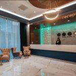 رسپشن هتل میدتون باکو