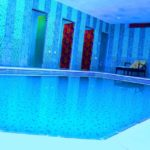 استخر هتل آمبر باکو