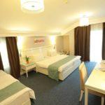 اتاق چهار تخته هتل آمبر باکو