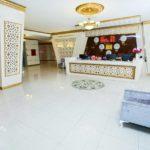 لاب یو رسپشن هتل کاسپین بیزینس باکو