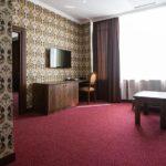 داخل اتاق های هتل کاسپین بیزینس باکو