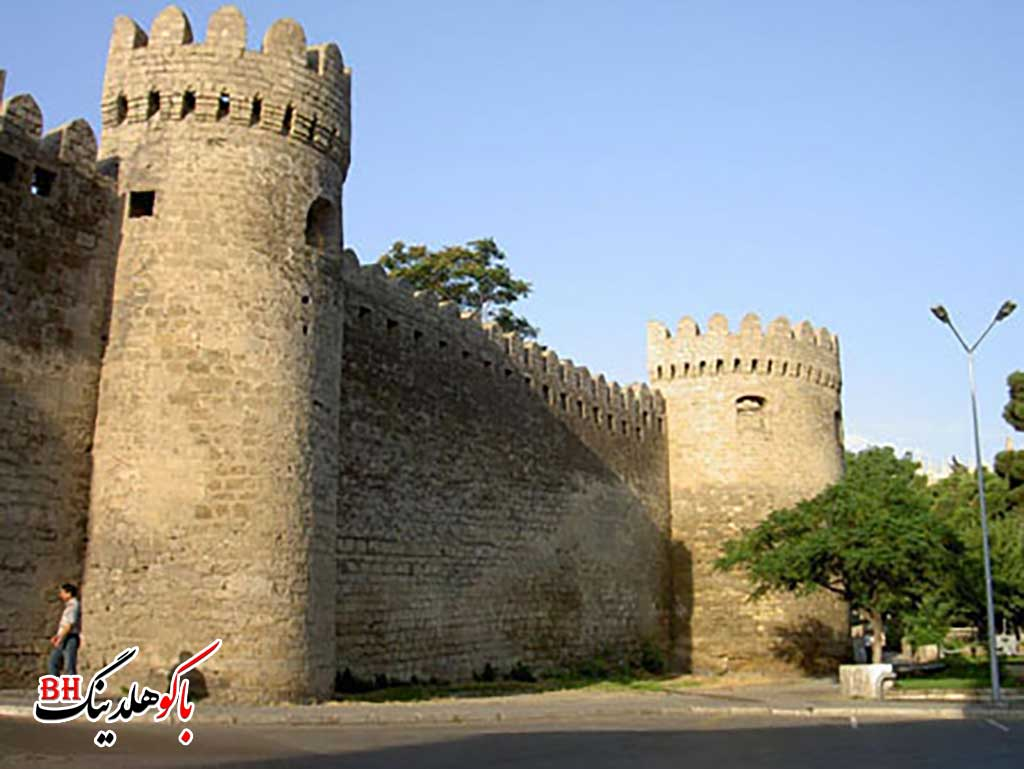 تصویری از قلعه گیلگیلچای