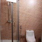 حمام اتاق های هتل آمبر باکو
