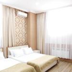 اتاق تریپل در هتل نورد وست باکو