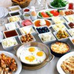 صبحانه در هتل نورد وست باکو