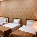 اتاق های تریپل هتل نورد وست باکو
