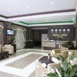 لابی و رسپشن هتل نورد وست باکو