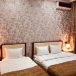 اتاق تریپل هتل نورد وست باکو